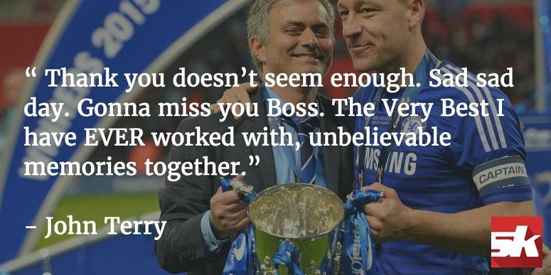 10 quotes on the 'Special One' Jose Mourinho