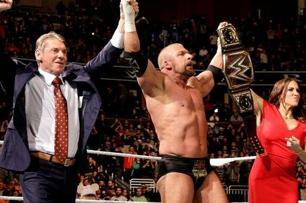 10 things the WWE wants you to forget about Triple H