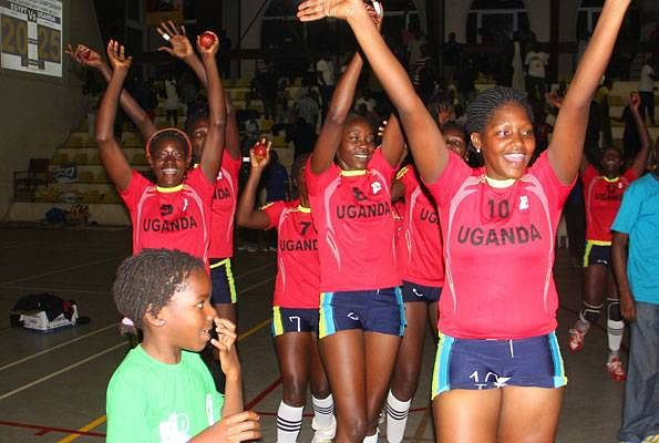 Uganda women's volleyball team ready to seal their spot in the Rio Olympics