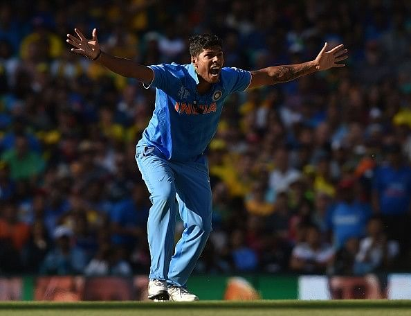 Umesh Yadav focussed on generating more pace rather than line and length