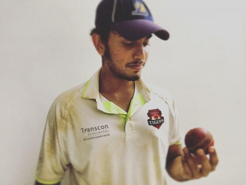 The story of an aspiring cricketer - Haris Shield star Satvik Kanabar