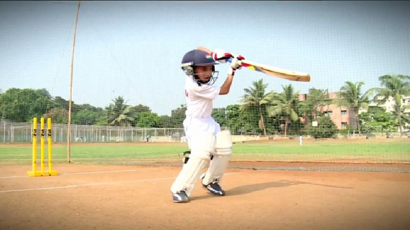 Cricket sponsorship deal at age seven for wonderkid from Gujarat