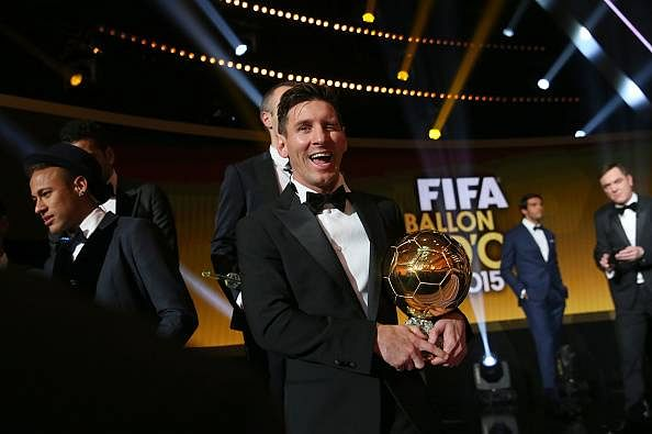 2015 Ballon d'Or: Who did the national team captains vote for?
