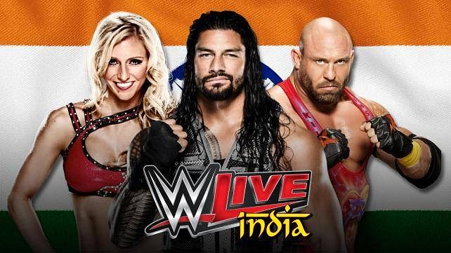 Analyzing all the action from WWE Live India 15/01/16