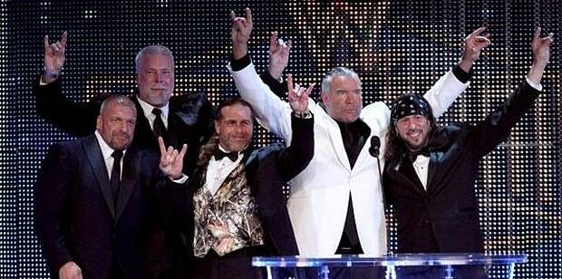 5 things you did not know about The Kliq