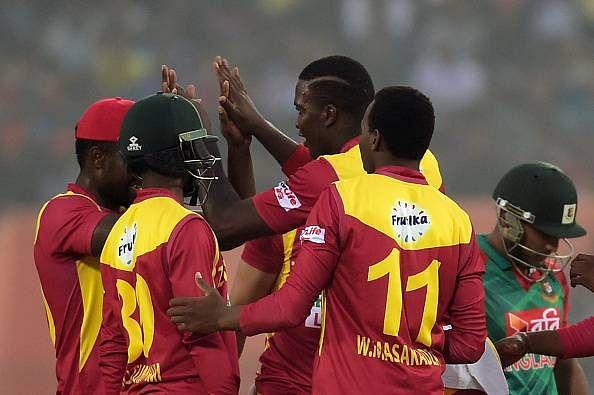 Bangladesh v Zimbabwe, 3rd T20I - Zimbabwe fight back to win by 31 runs
