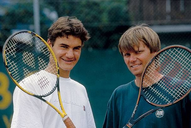 Peter Carter and his profound impact on the legendary Roger Federer