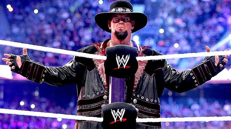 Undertaker's Wrestlemania opponent revealed?