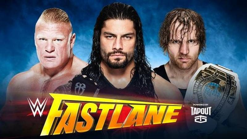'Legendary' reason behind the Fastlane triple threat match