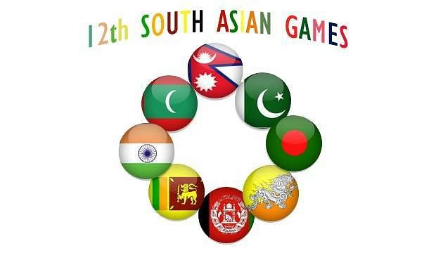 Shillong leg of 12th South Asian Games opens with glittering ceremony