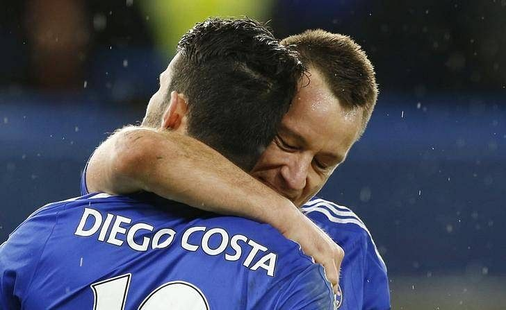 John Terry says 'no communication' with Chelsea over new deal
