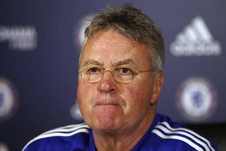 Hiddink all but concedes Champions League qualification