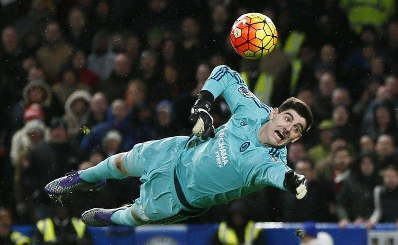 Chelsea must reach FA Cup or Champions League final: Courtois