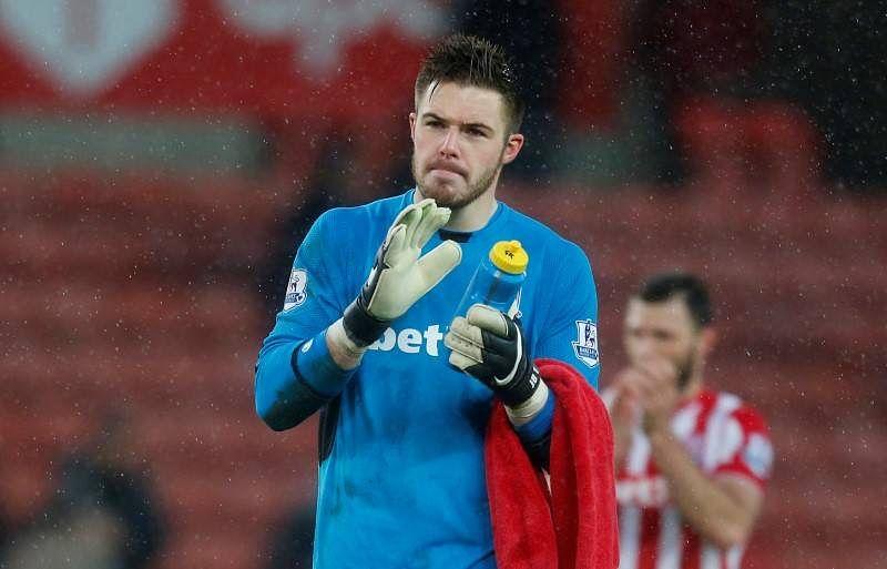 Goalkeeper Butland urges Stoke team mates to arrest slump