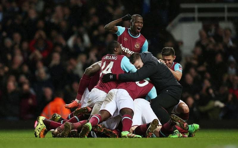 FA Cup: Honours go to Ogbonna as last-gasp West Ham advance