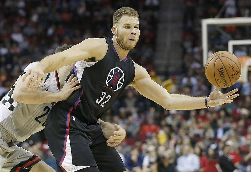 NBA: Los Angeles Clippers suspend Blake Griffin for four games for punching incident