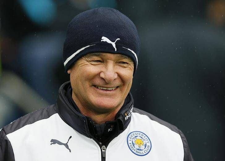 Being bright makes Leicester players winners, says Ranieri