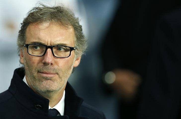 PSG coach Laurent Blanc extends contract until 2018