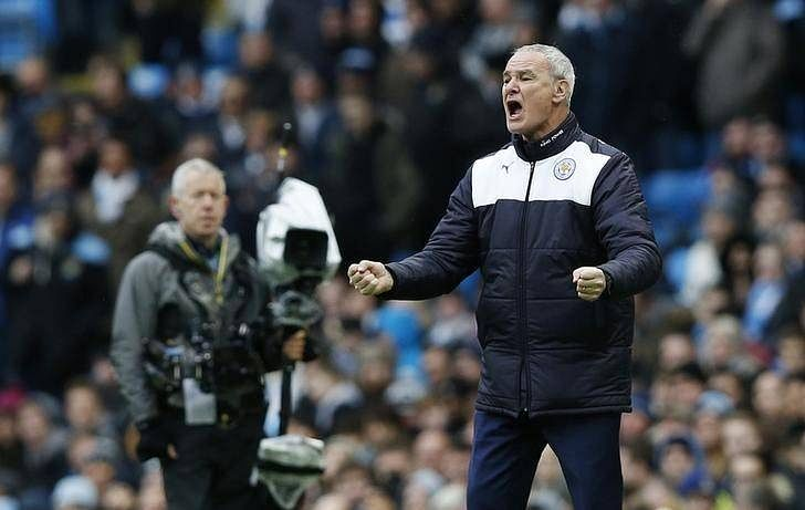Leicester must continue to grow beyond this season - Ranieri