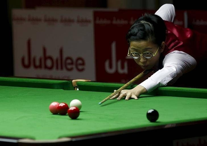 Hong Kong's Ng On Yee on cue to storm male championship