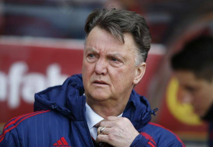 Top four finish very difficult now, says Van Gaal