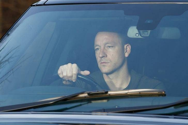 Terry doubtful for Chelsea's clash with PSG