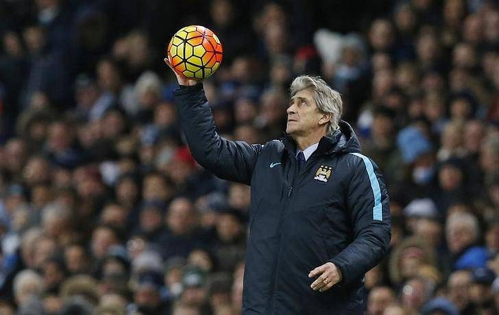 Football Soccer - Manchester City v Tottenham Hotspur - Barclays Premier League - Etihad Stadium - 14/2/16 Manchester City manager Manuel Pellegrini Reuters / Andrew Yates Livepic