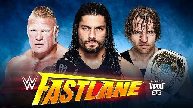 WWE Fastlane 2016: New match announced, updated card