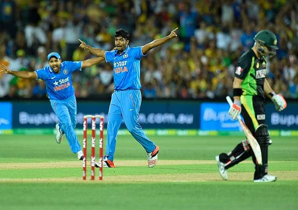 Robin Singh praises Jasprit Bumrah, labels India as one of the favourites to win World T20