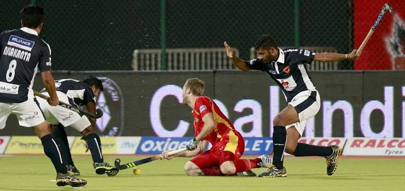 Ranchi Rays 1-0 Dabang Mumbai: Alphas lose in a thrilling encounter