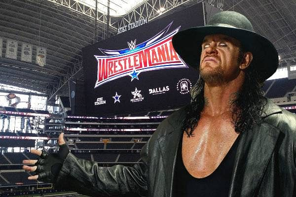 WWE WrestleMania 32: Undertaker's opponent finalized