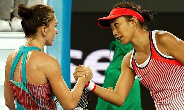 Zhang Shuai: The biggest surprise of the 2016 Australian Open