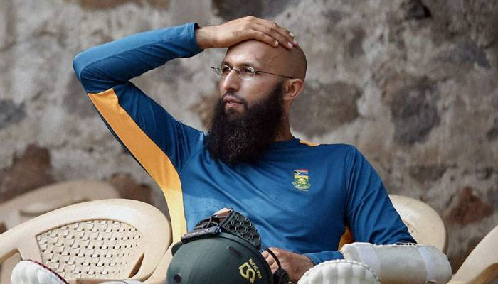 Reports: Hashim Amla refused to give interview to Indian TV host because she was underdressed