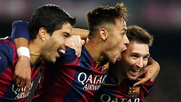 Barcelona forward Luis Suarez feared envying Lionel Messi and Neymar when he arrived