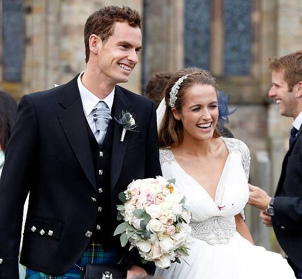 Andy Murray welcomes first child