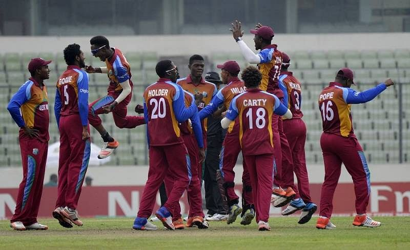 ICC under-19 World Cup: West Indies sneak home in a low-scoring thriller