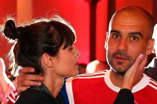 Pep Guardiola compares himself to a woman as future Manchester City manager claims he can multi-task