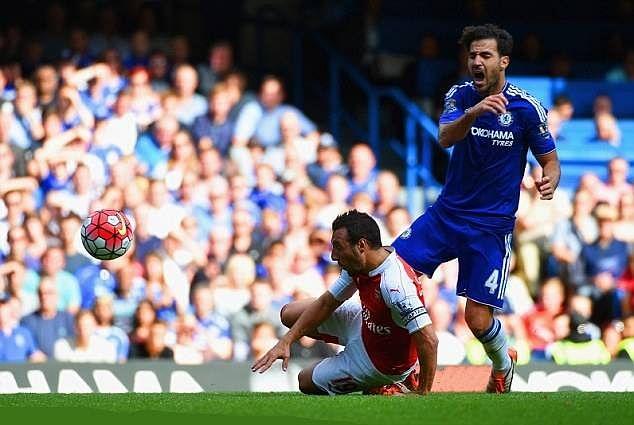 5 worst tackles in the English Premier League season so far