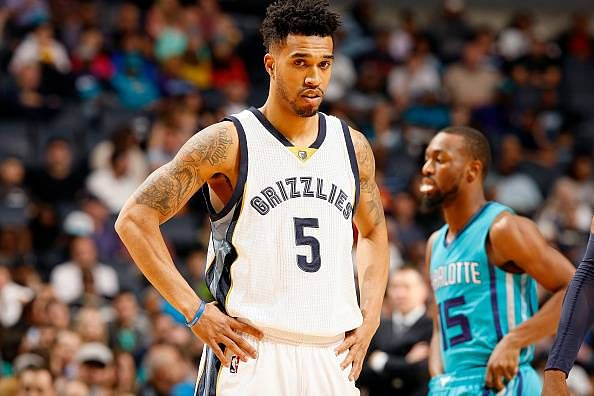 Courtney Lee stars in 3-team trade involving the Heat, Hornets and Grizzlies