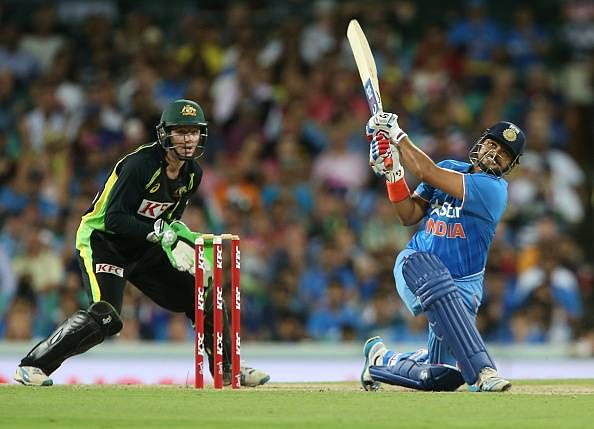 Suresh Raina explains how important it was to beat Australia ahead of the World T20I