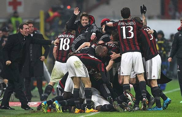 European Leagues Roundup: AC Milan thrash Inter, PSG equal unbeaten record, Bayern win