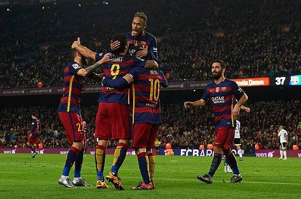Copa del Rey: Barcelona 7-0 Valencia - Player Ratings