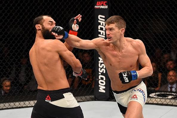 UFC Fight Night 82: Thompson makes a statement by stopping Hendricks in the first round