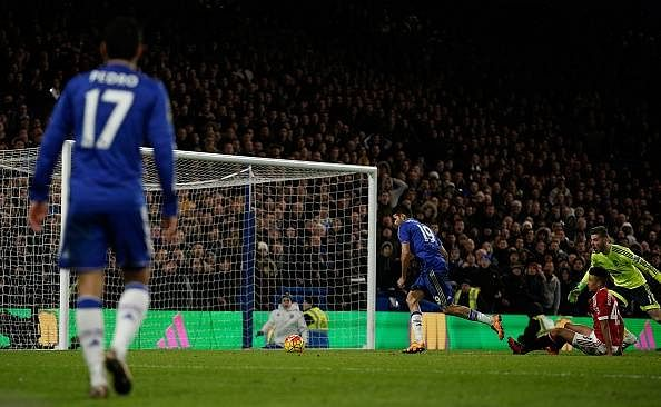 EPL: Chelsea 1-1 Manchester United - Match Report