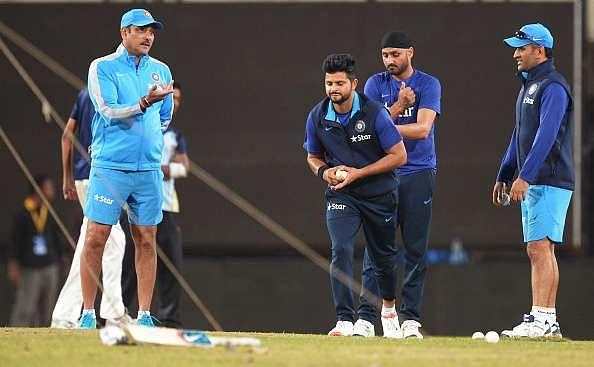 Saqlain Mushtaq feels Harbhajan Singh is not treated well by India