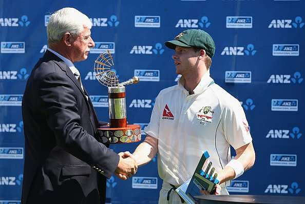 Rodney Hogg believes Steve Smith could become the greatest ever Australian captain