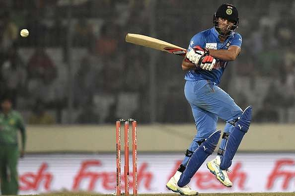 Best pictures from the Asia Cup match between India and Pakistan