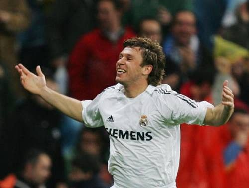 'Sex, food and football? Perfect' is how former Real Madrid star Antonio Cassano describes his career