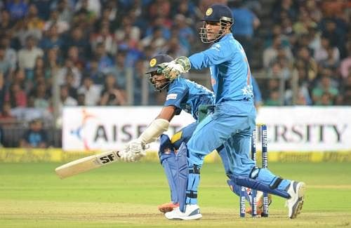Stats: MS Dhoni becomes the first captain to win 30 twenty20 international matches