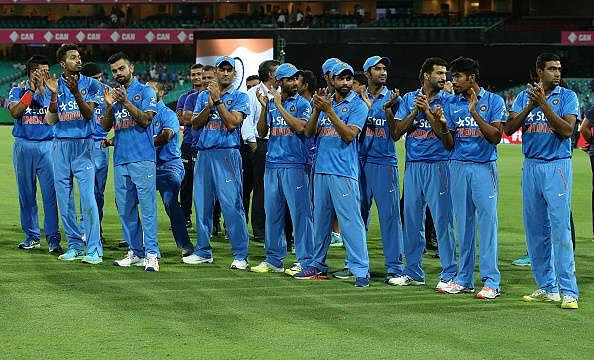 Possible Indian squad for the 2016 World T20